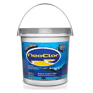 Cloro Granulado Neoclor Hipocálcio 10Kg