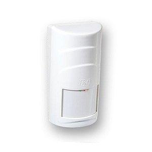 Sensor Presença Dual Infravermelho e Microondas Passivo Com Fio PET 30Kg Dual Tec-550 JFL