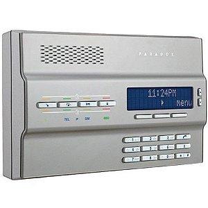 Central de Alarme 64 Zonas Sem Fio de 433MHz Com GPRS/GSM Magellan MG6250 Paradox