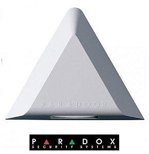 Sensor de Presença Infravermelho Passivo para Portas ou Janelas Formato Cortina 460 Paradox