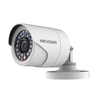 Câmera Bullet HD-TVI Infravermelho 20 Metros 1MP 720p 2.8mm/3.6mm/6mm DS-2CE16C0T-IRP Hikvison