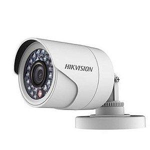 Câmera Bullet HD-TVI Infravermelho 20 Metros 2MP 1080p 2.8mm/3.6mm/6mm DS-2CE16D0T-IRP Hikvison