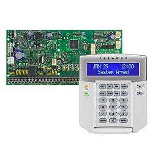 Central de Alarme SP6000 Paradox - Teclado K32 Paradox