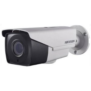 Câmera Bullert HD-TVI 3MP IR 40m Lente Varifocal Motorizada 2.8~12mm DS-2CE16F7T-IT3Z Hikvision
