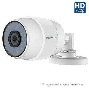 Câmera de Segurança Intelbras Wifi Sem Fio Mibo iC5 - Resolução HD 720p e Audio - Uso Externo