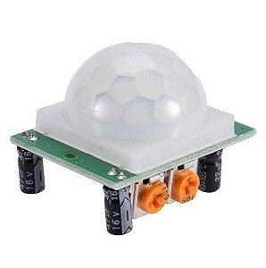 Sensor De Presença Ir Infra Vermelho Pir, Arduino Pic Arm