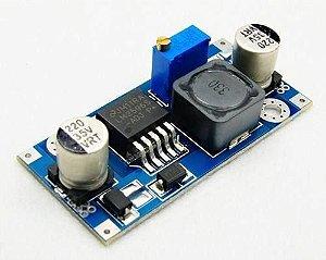 Fonte Dc Ajustável Reguladora Dc Lm2596 Arduino / Pic / Arm