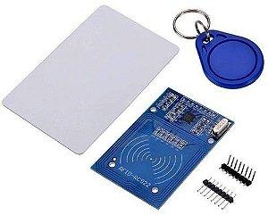 Kit Módulo Rfid Mfrc522 13,56 Mhz Arduino