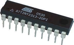 Microcontrolador Atmel Attiny2313a-pu Attiny2313 Arduino