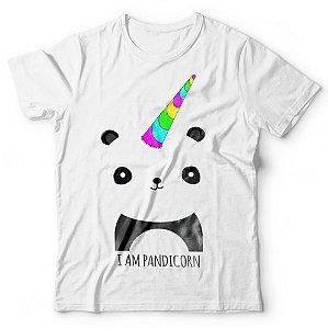 Camiseta PandaCórnio