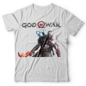 Camiseta Kratos God of War