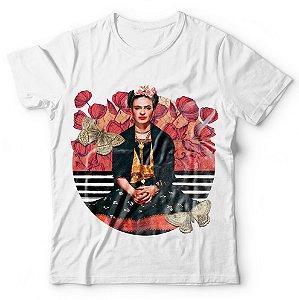 Camiseta Frida Flores