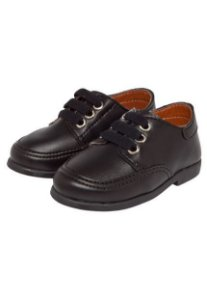 Sapato Social Preto Cadarço - PIMPOLHO