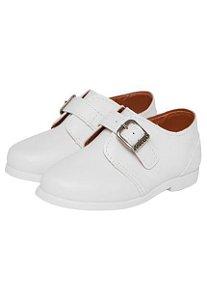 Sapato Social Branco - PIMPOLHO