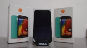 Motorola moto G  (2 geraçacao) Desbloqueado 8Gb (Branco)