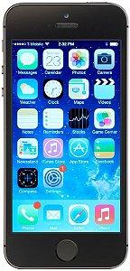 Iphone 5s 16gb (Desbloqueado) Cinza espacial