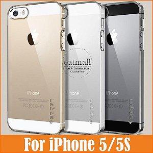 Novos 2014 Spigen SGP casos difíceis para iphone 5 5S Caso Armadura claro Armour Ultra híbrido caixa transparente para Apple iPhone 5s Tampa