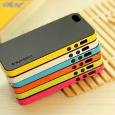 Bumblebee PEC NEO caso Series híbrido pele TPU silicone para iphone4 4G 4S