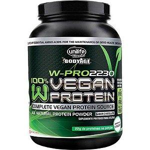 w-pro vegan protein 900g - unilife