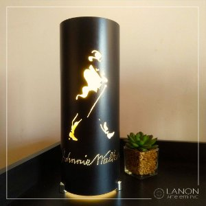 Luminária de mesa decorativa - Johnnie Walker