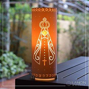 Luminária de mesa decorativa - Nossa Senhora