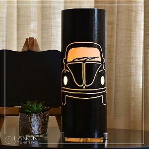 Luminária de mesa decorativa - Fusca
