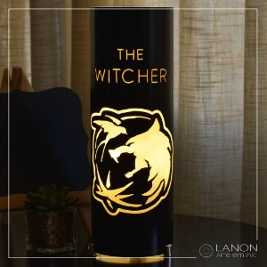 Luminária de mesa decorativa - The Witcher