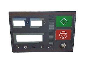 Película Do Teclado Frontal Da Interface L1 Compressor Schulz - 005.2100-0/AT