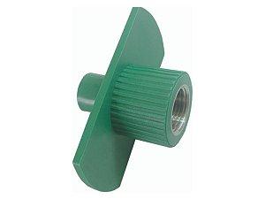 """Adaptador Fixo Dry Ppr Para Rede De Água Quente e Fria 20 Mm X 1/2"""" - Topfusion"""