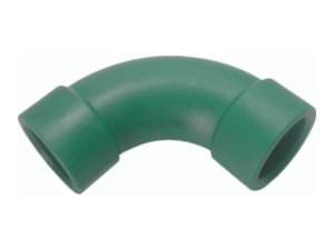 Curva 90 Ppr Para Rede De Água Quente e Fria 32 Mm - Topfusion