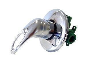 Misturador Monocomando  Ppr Para Rede De Água Quente e Fria 20mm Topfusion