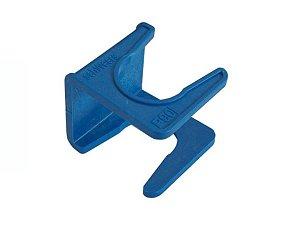 Suporte Fixador De Tubo PPR Azul 20mm – Schweers