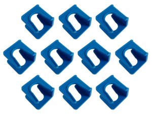 Kit Com 20 Suportes Fixador De Tubo PPR Azul 20mm – Schweers