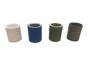 Kit Elementos Filtrantes do Conjunto De Filtros Odontológicos Mini 1/4  - Werk Schott