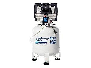 Compressor De Ar Isento De Óleo Odontológico 10 Pés 45 Litros 220v F.ZERO XS 45V - Fiac