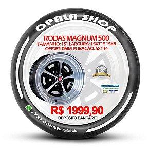 """Rodas Magnum 500 15"""""""