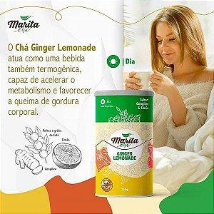 Chá Marita Dia Ginger Lemonade
