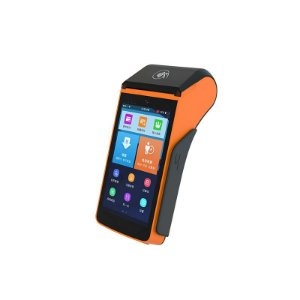 Mobile Pos Terminal TS P20L - Android OS All-in-one