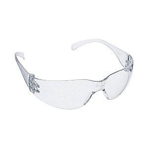 Óculos de Segurança Virtua Anti-risco Incolor - 3M