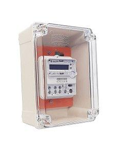 Kit Caixa e Medidor Monofásico Lumen 4MD - Bivolt