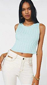 Blusa tricot top