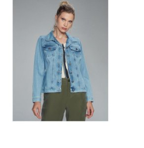 Jaqueta Jeans Deep Blue