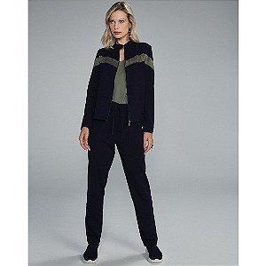 Conjunto de Jaqueta e calça Malha - Scalon