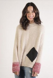TRICOT BOLSO PATCH