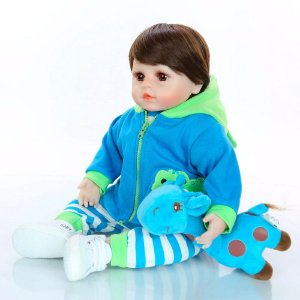 Bebê Menino Reborn - Frete Grátis