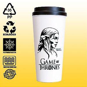 Copo Eco Bucks - Game Of Thrones - Daenerys Targaryen