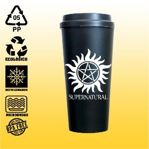 Copo Eco Bucks - Supernatural