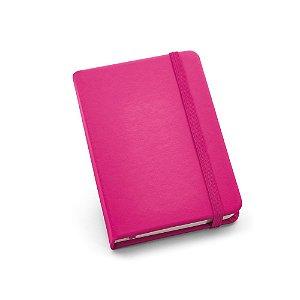 Caderno capa dura Personalizado  9x14cm (50 Unidades)