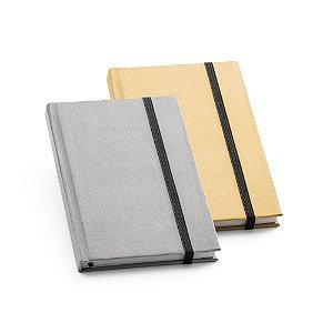 Caderneta emborrachada Personalizado (50 Unidades)