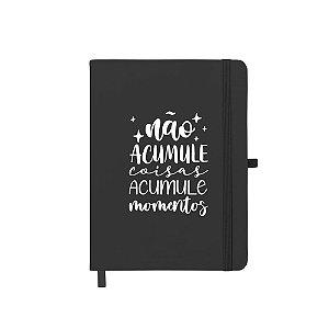 Caderneta com Porta Caneta Personalizado